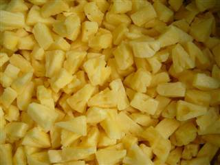IQF Pineapple Diced